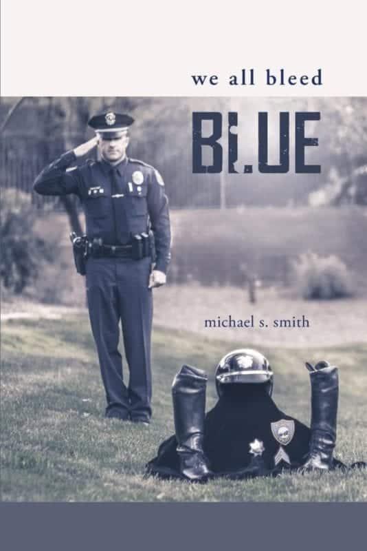 We All Bleed Blue | Mindstir Media Book Cover