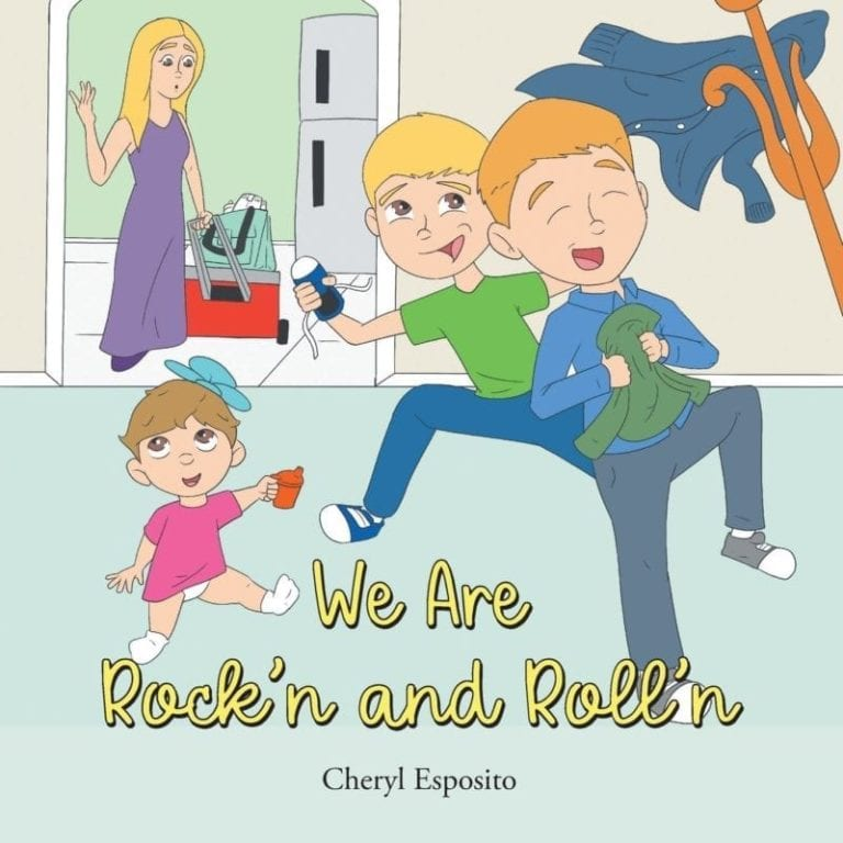We Are Rockn and Rolln by Cheryl Esposito | Mindstir Media Book Cover