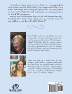 Wee Willie Winkie III by Nancy Wiedmeyer | Mindstir Media Book Cover
