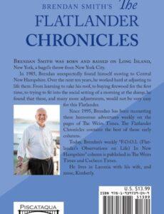 author Brendan Smiths the Flatlander Chronicles | Mindstir Media Book Cover