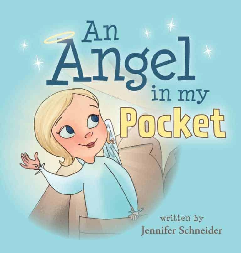 An Angel in my Pocket | Mindstir Media Book Cover