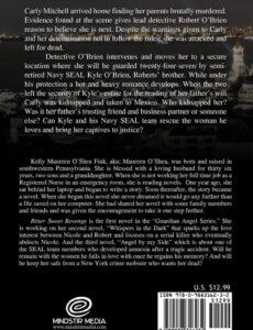 Bitter Sweet Revenge by Maureen OShea mystery | Mindstir Media Book Cover
