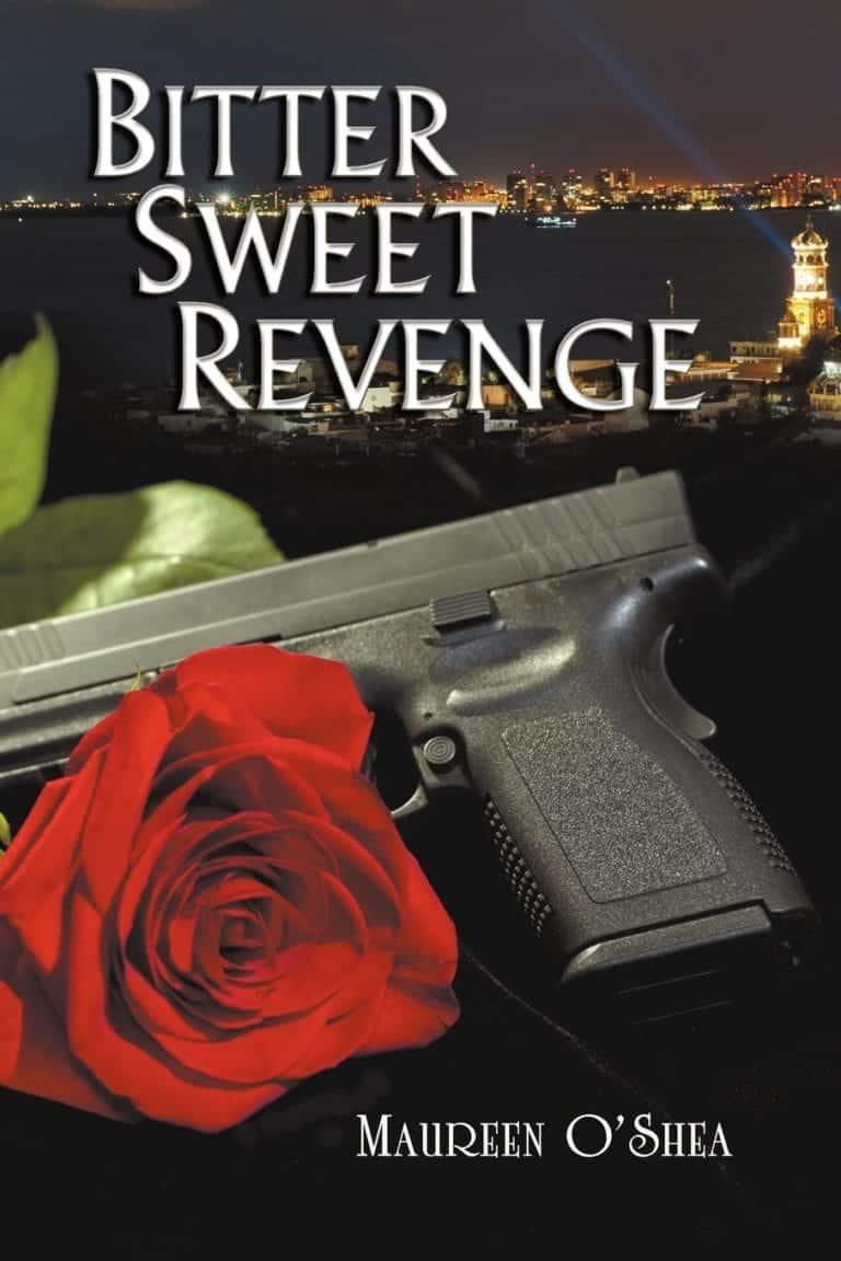 Bitter Sweet Revenge by Maureen OShea | Mindstir Media Book Cover