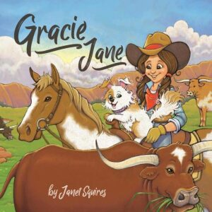 Gracie Jane by Janet Squires | Mindstir Media Book Cover