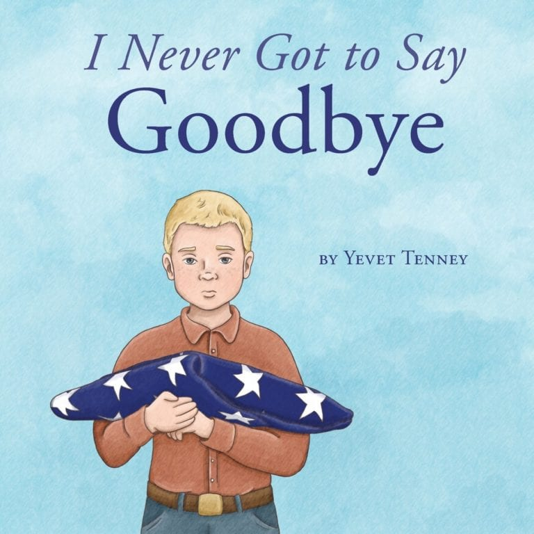 I Never Got to Say Goodbye | Mindstir Media Book Cover
