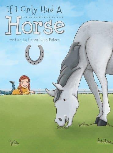 If I Only Had a Horse | Mindstir Media Book Cover