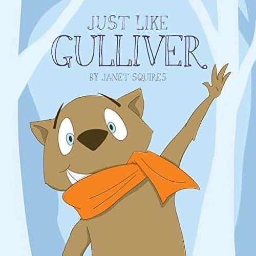 Just Like Gulliver by Janet Squires | Mindstir Media Book Cover
