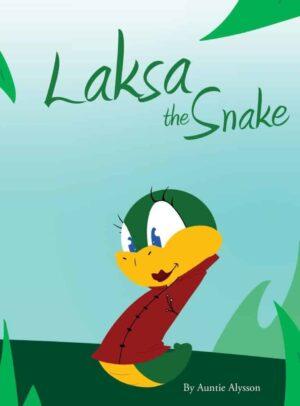 Laksa the Snake | Mindstir Media Book Cover