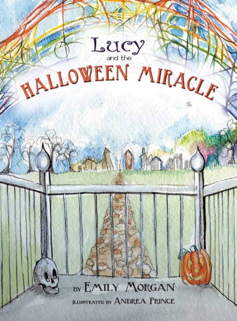 Lucy and the Halloween Miracle by Emily Morgan | Mindstir Media Book Cover