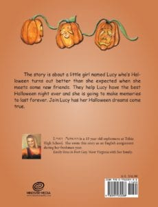 Lucy the Halloween Miracle by Emily Morgan | Mindstir Media Book Cover