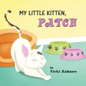 My Little Kitten Patch by Vicki Zahnow 1 | Mindstir Media Book Cover