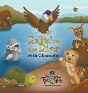Rollin on the River with Character | Mindstir Media Book Cover