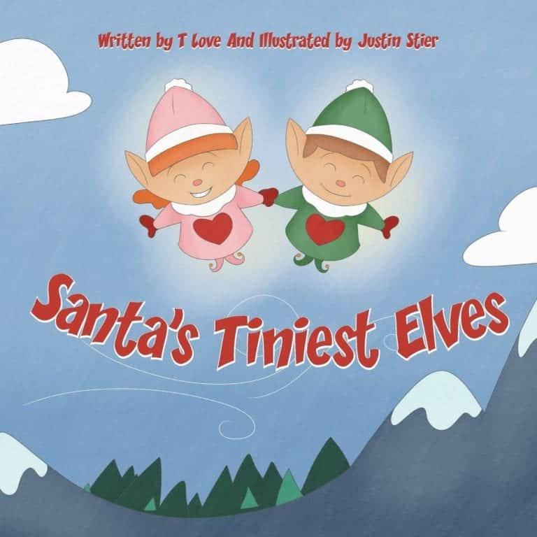 Santas Tiniest Elves by T Love Sojihuggles Childrens Foundation | Mindstir Media Book Cover