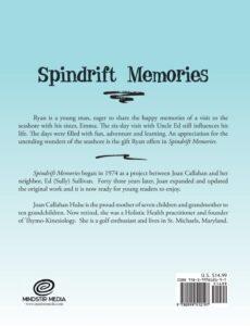 Spindrift Memories by Joan Callahan Hulse and Ed Sullivan | Mindstir Media Book Cover