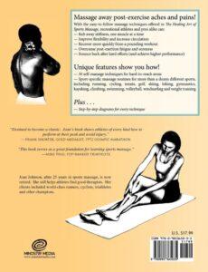 The Healing Art of Sports Massages | Mindstir Media Book Cover