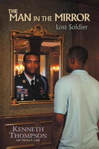 The Man in the Mirror Lost Soldier | Mindstir Media Book Cover