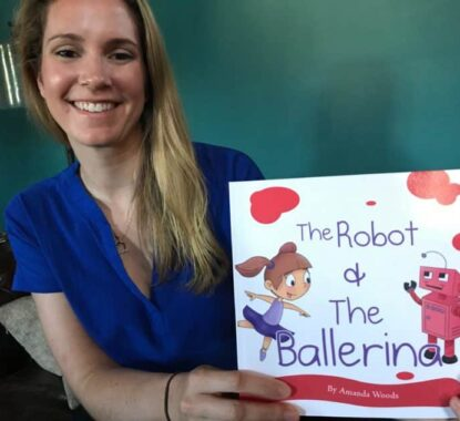York woman publishes first children's book | Mindstir Media Book Cover