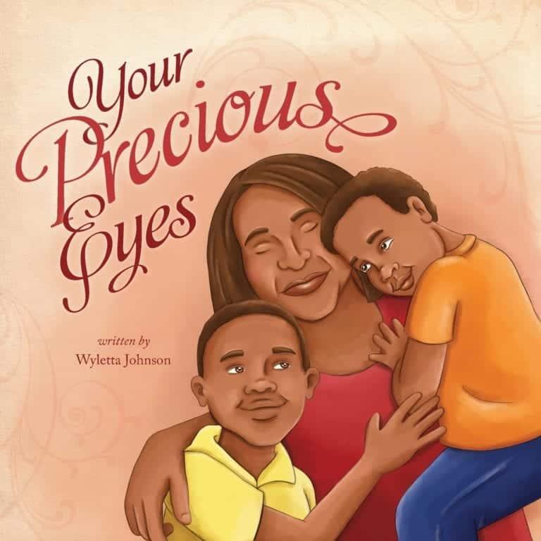 Your Precious Eyes | Mindstir Media Book Cover