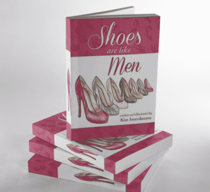 mockup of a book standing on three books a17398 1 | Mindstir Media Book Cover