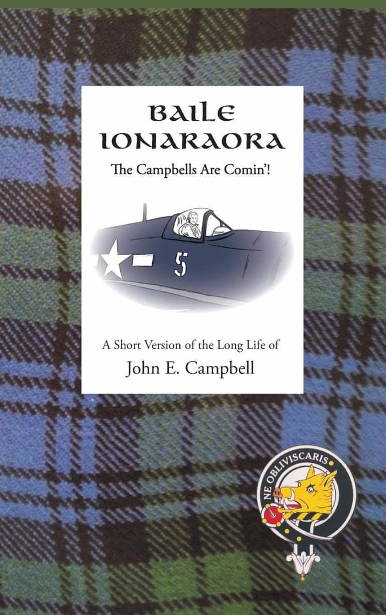 Baile Ionaraora The Campbells Are Comin | Mindstir Media Book Cover