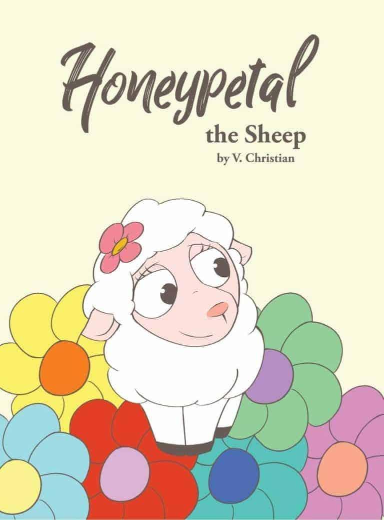 Honeypetal the Sheep | Mindstir Media Book Cover