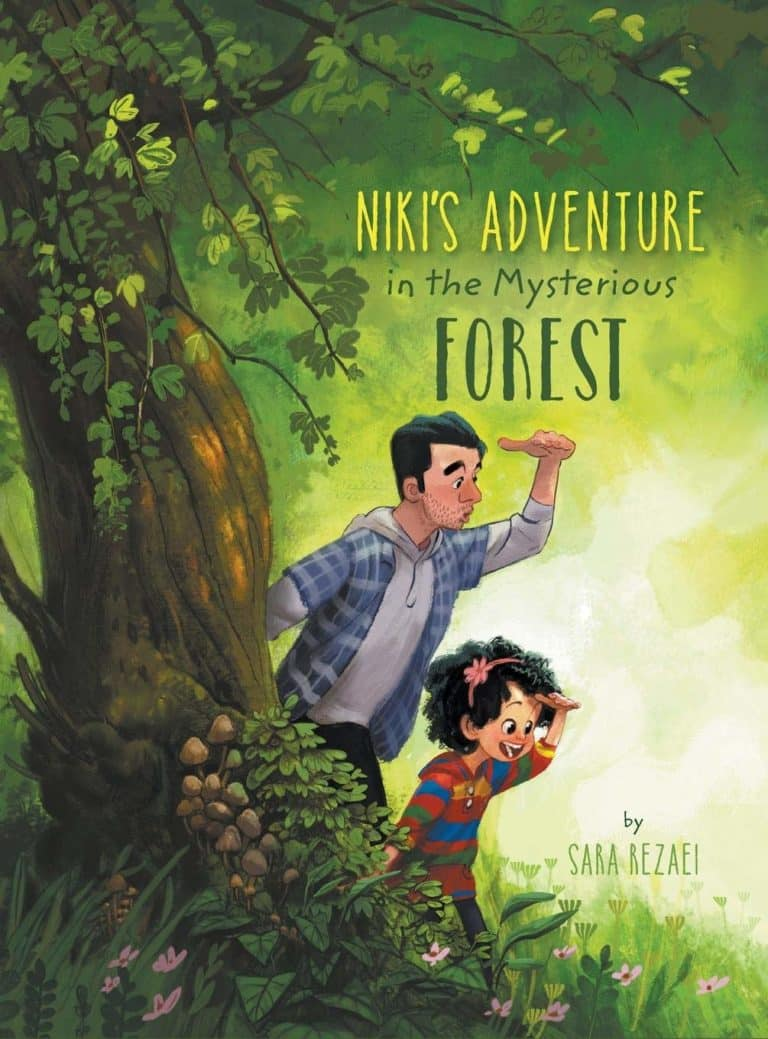 Nikis Adventure in the Mysterious Forest | Mindstir Media Book Cover