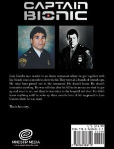 Captain Bionic The Amazing Luis Cumba Story of First Responders Americas Everyday Heroes bc | Mindstir Media Book Cover