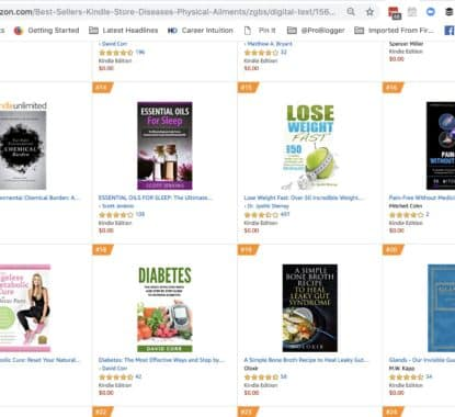 Congratulations Your book has hit six 1 bestseller lists so far and 7 others 10 | Mindstir Media Book Cover