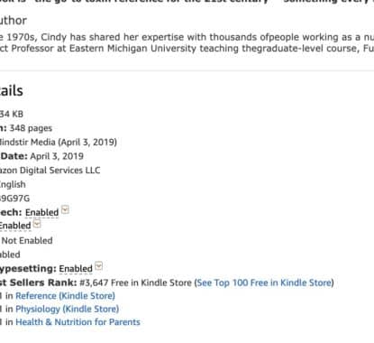 Congratulations Your book has hit six 1 bestseller lists so far and 7 others 2 | Mindstir Media Book Cover