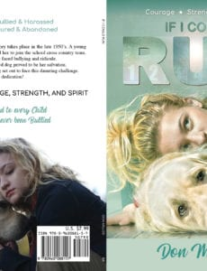If I Could Run book cover | Mindstir Media Book Cover