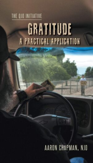 Gratitude A Practical Application The QJO Initiative Book 2 | Mindstir Media Book Cover