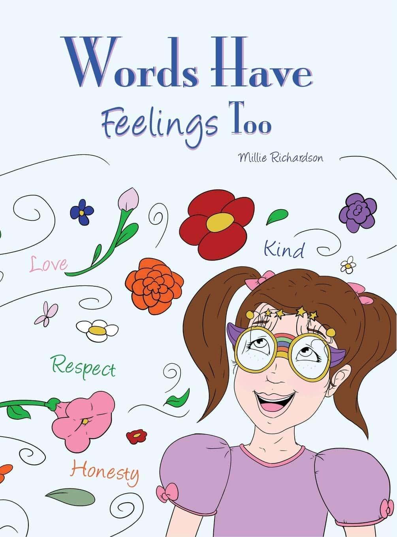 Words Have Feelings Too | Mindstir Media Book Cover
