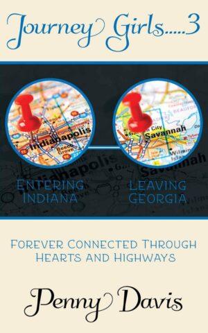 journey girls book 3 by penny davis | Mindstir Media Book Cover