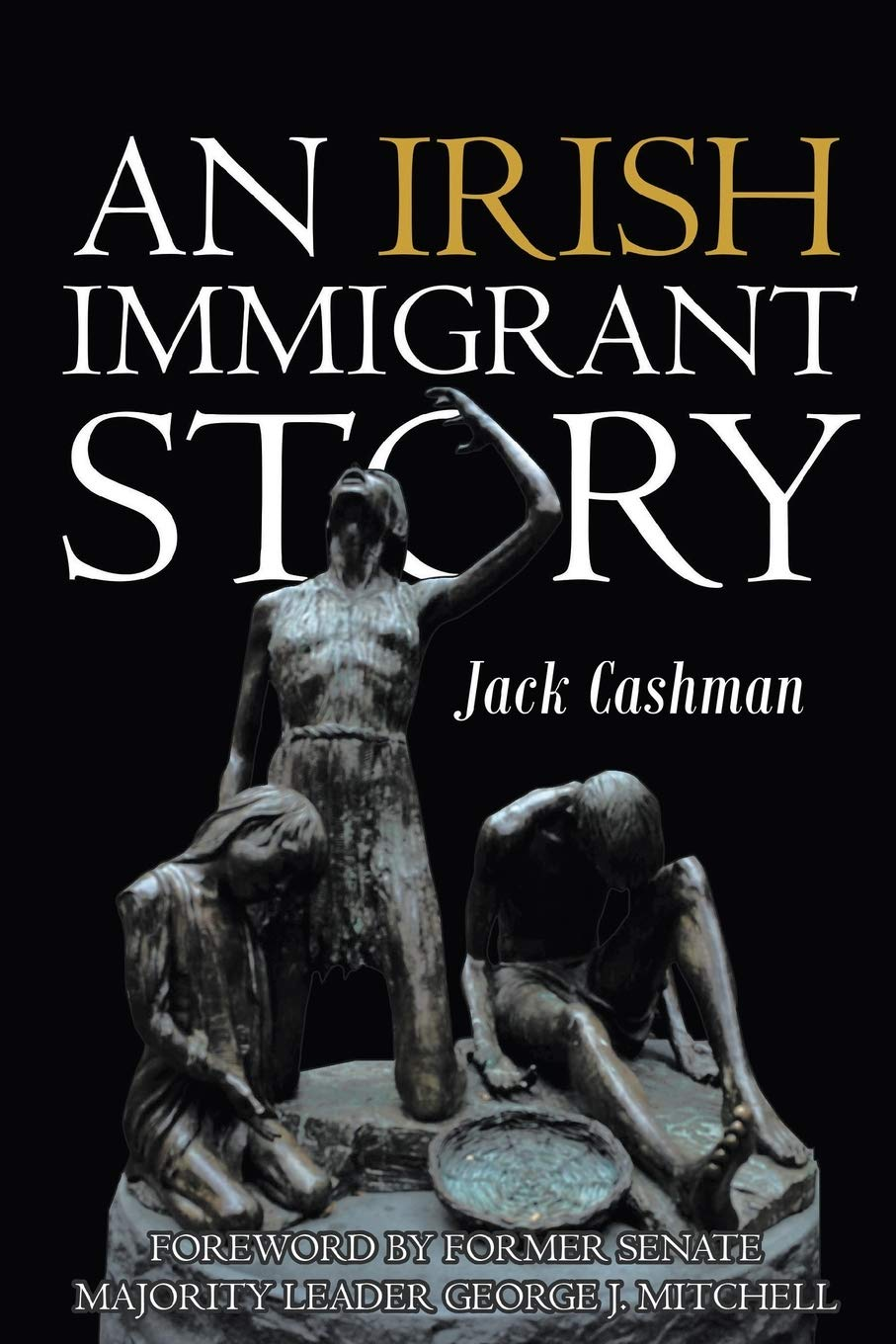 An Irish Immigrant Story | Mindstir Media Book Cover
