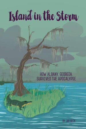 Island in the Storm | Mindstir Media Book Cover