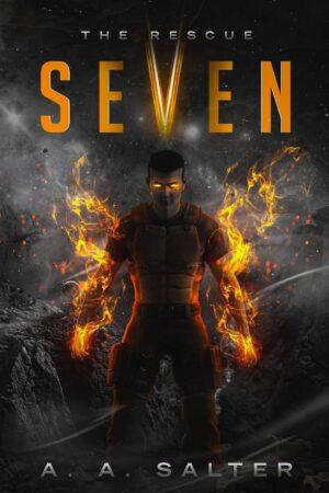 seven aa salter | Mindstir Media Book Cover