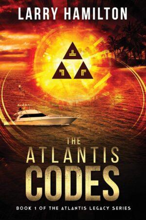 the atlantis codes | Mindstir Media Book Cover