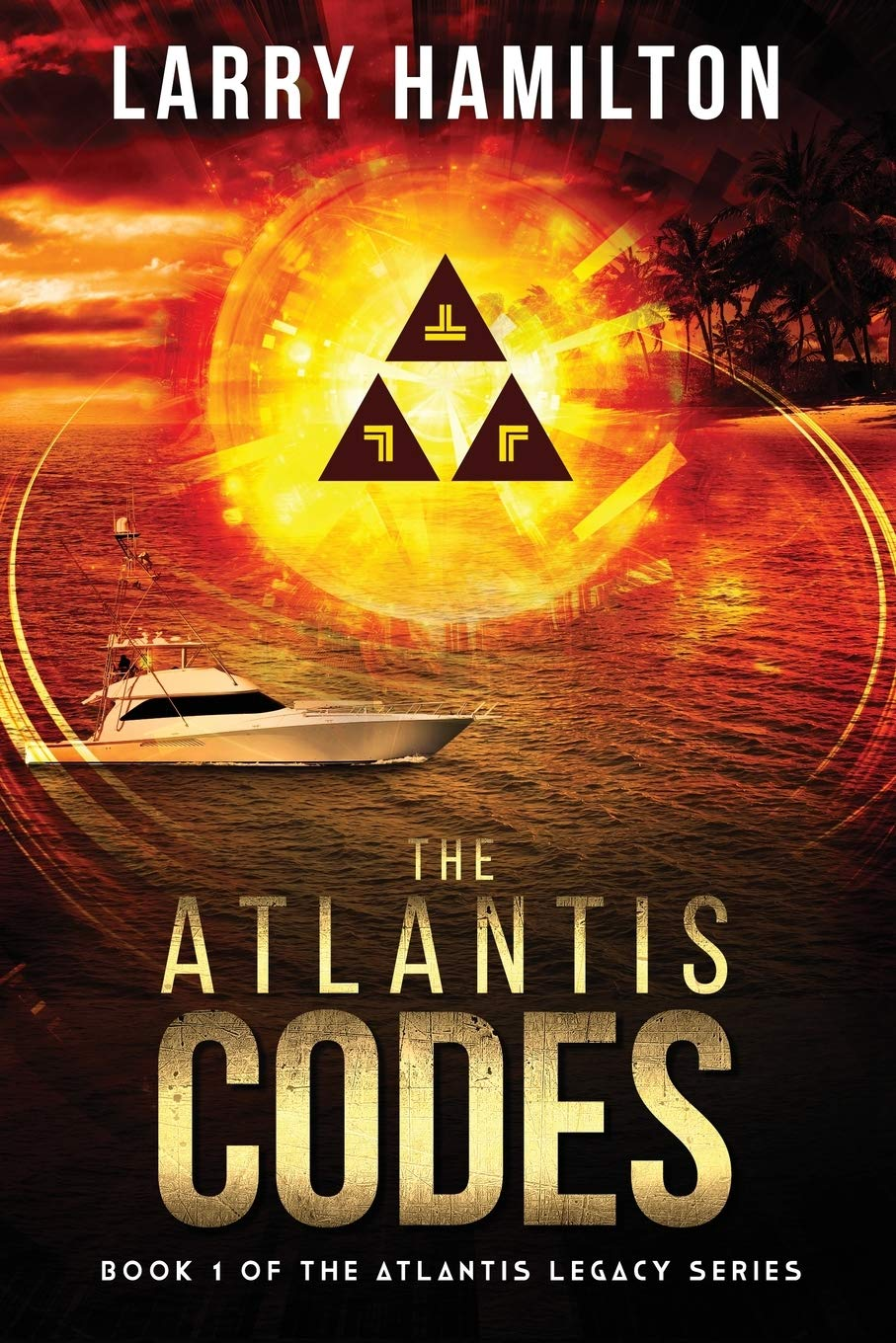 the atlantis codes | Mindstir Media Book Cover