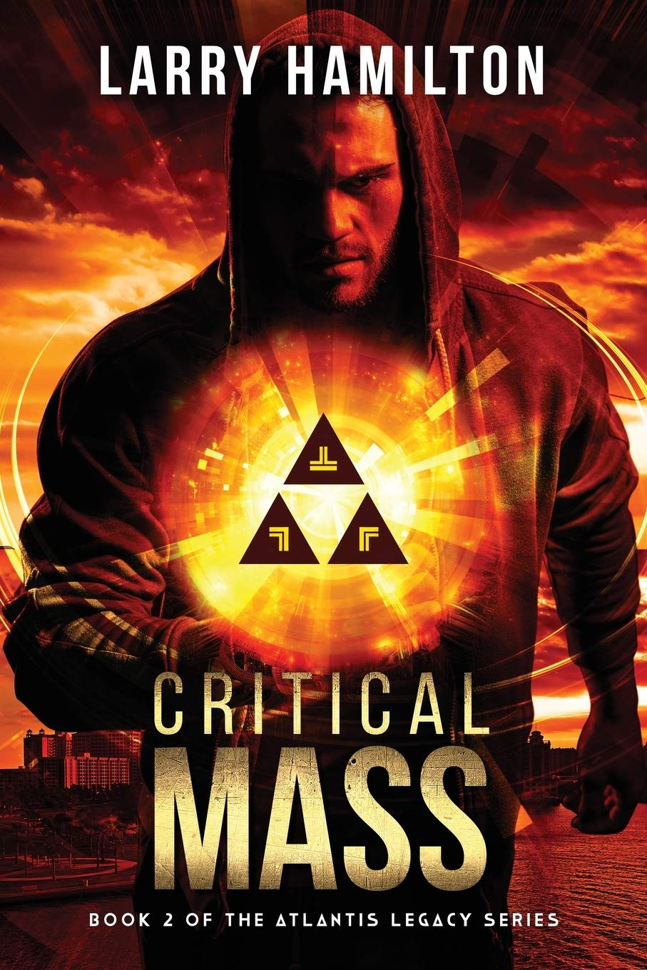 Critical Mass Book 2 of the Atlantis Legacy Series | Mindstir Media Book Cover