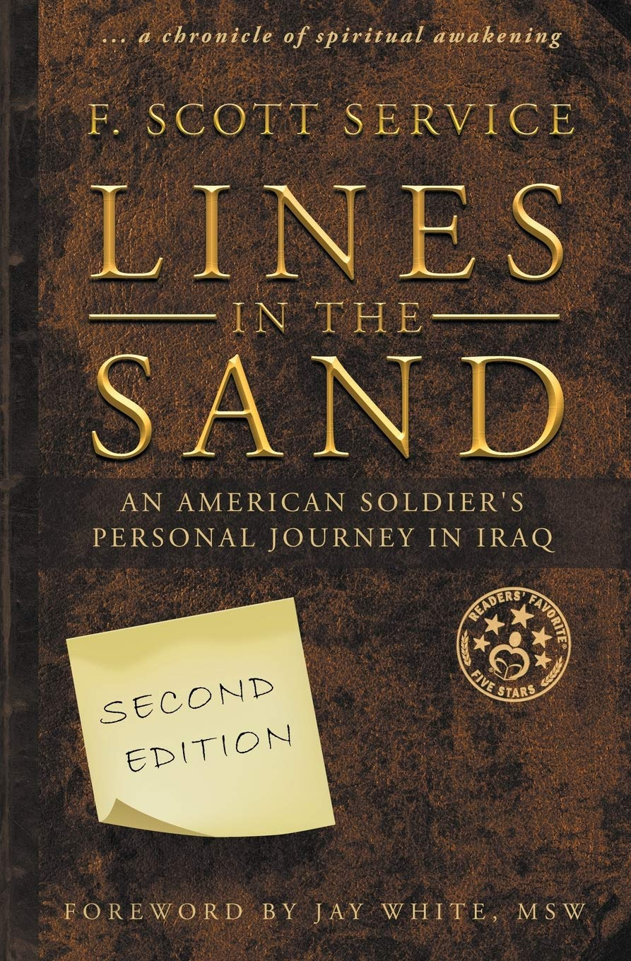 Lines in the Sand | Mindstir Media Book Cover