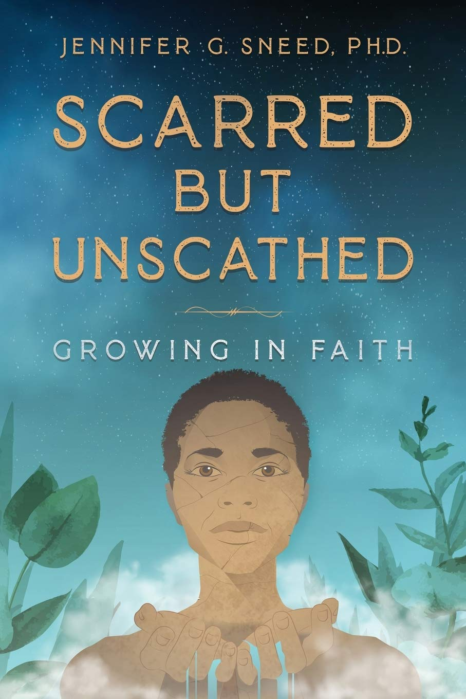 Scarred But Unscathed Growing in Faith | Mindstir Media Book Cover