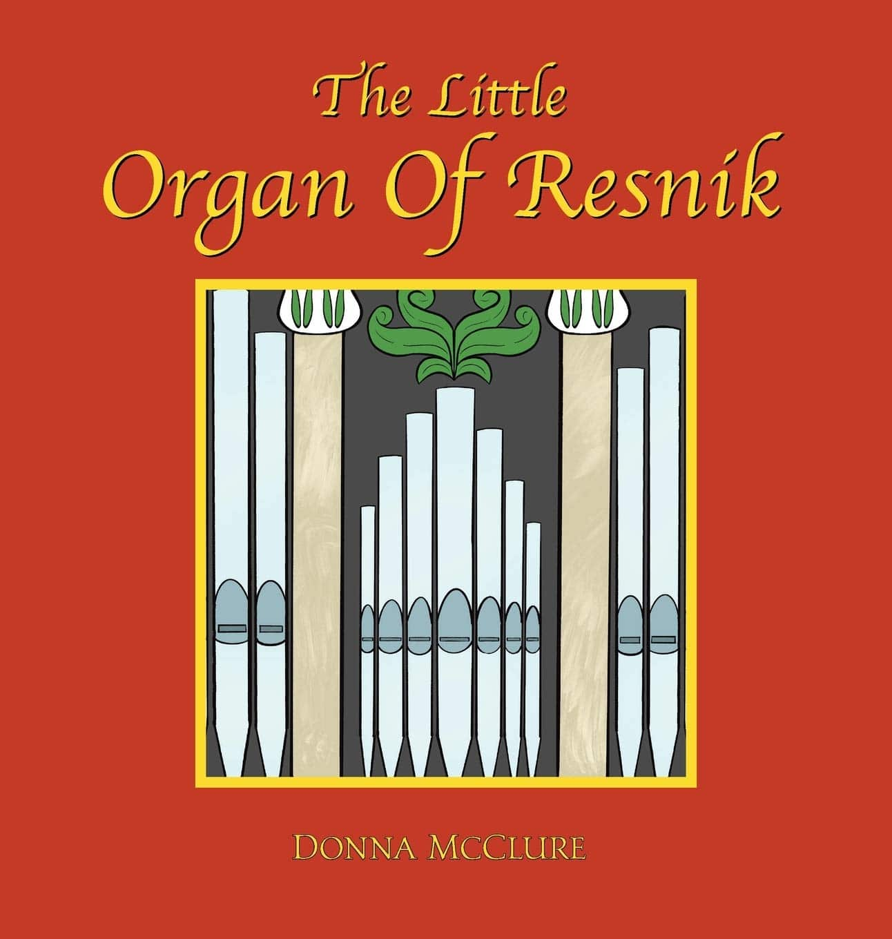 The Little Organ of Resnik | Mindstir Media Book Cover