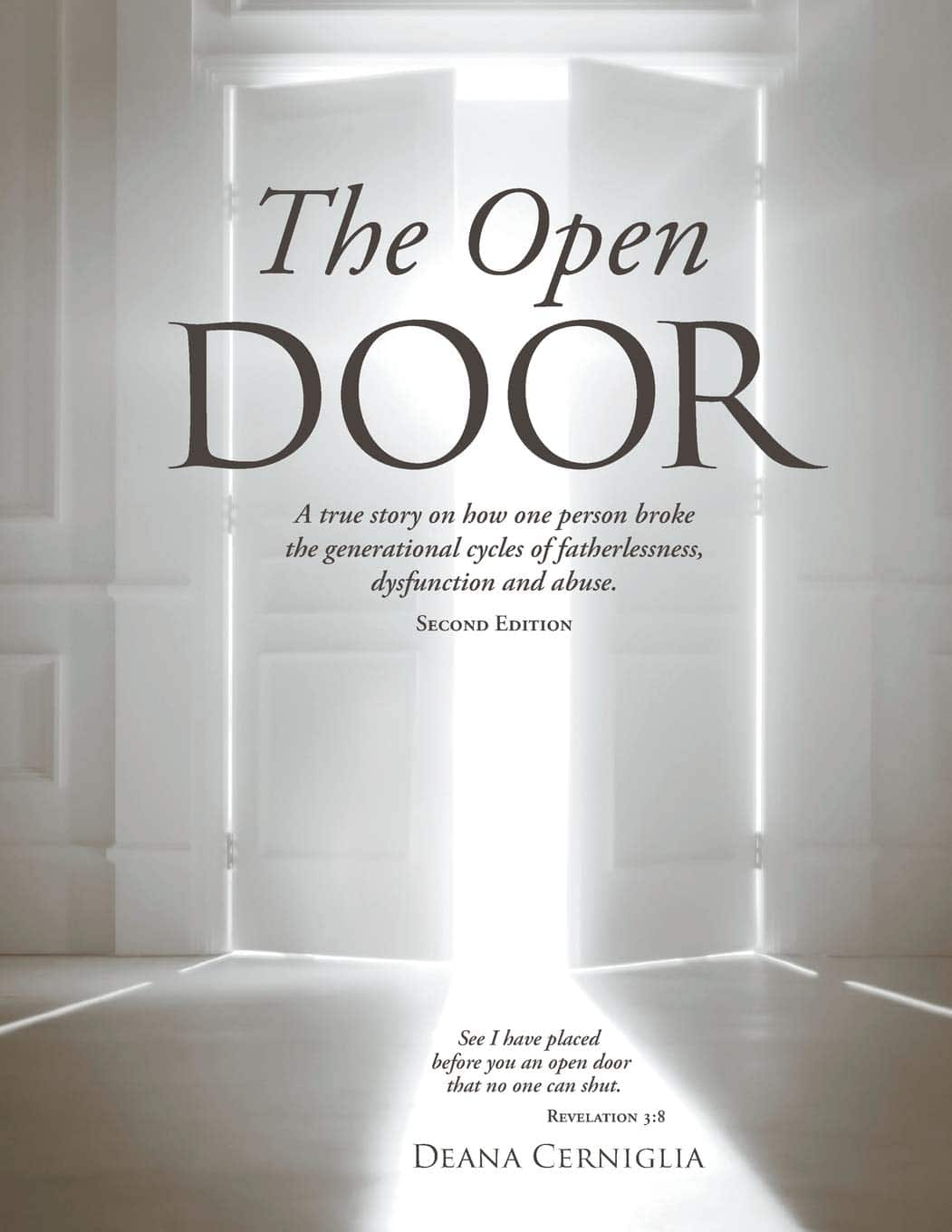 The Open Door | Mindstir Media Book Cover