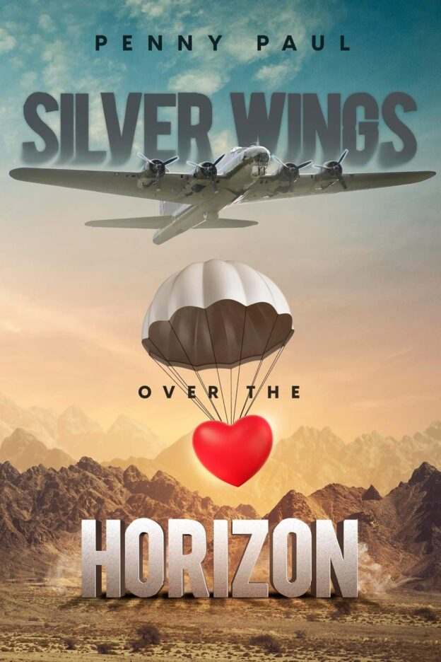 silver wings over the horizon | Mindstir Media Book Cover