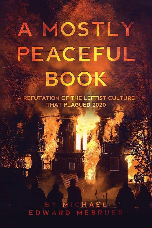 A Mostly Peaceful Book | Mindstir Media Book Cover