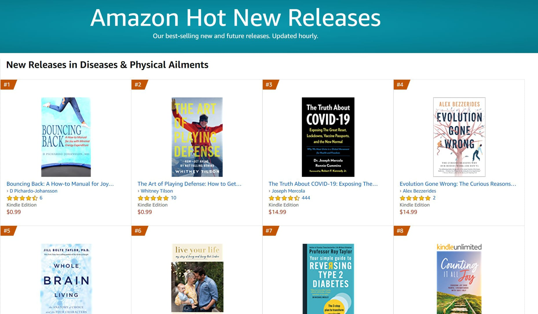 Congrats to Diely Pichardo Johansson MD. Life Coach for hitting Amazon Best Seller | Mindstir Media Book Cover