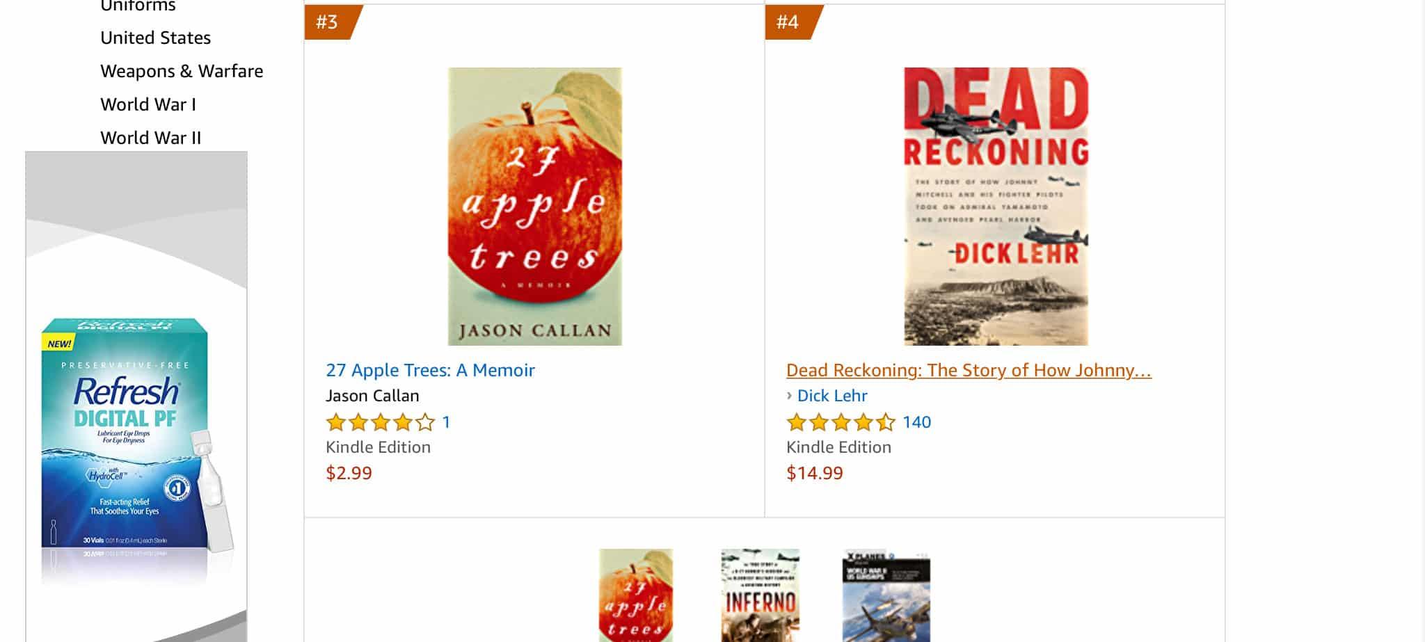 Congrats to Jason Callan for 1 Amazon Best Seller 2   Mindstir Media Book Cover