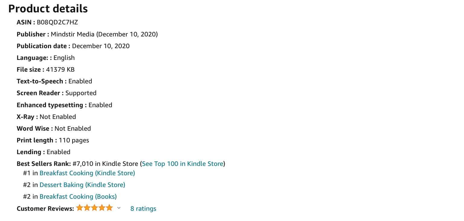 Feeding Family Feeding America Amazon Best Seller by allison hill 6   Mindstir Media Book Cover