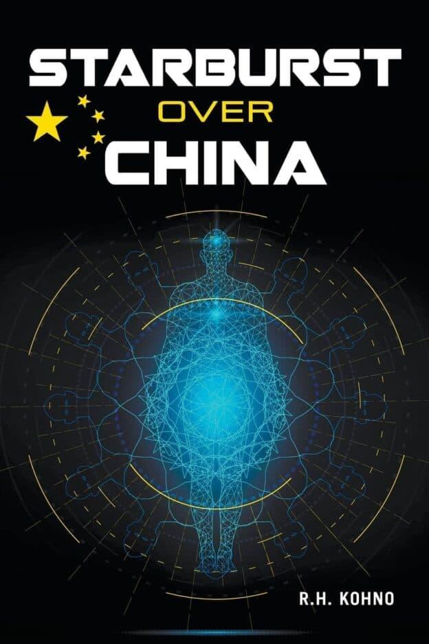 Starburst Over China by R.H. Kohno | Mindstir Media Book Cover