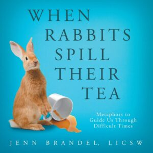 When Rabbits Spill Their Tea | Mindstir Media Book Cover